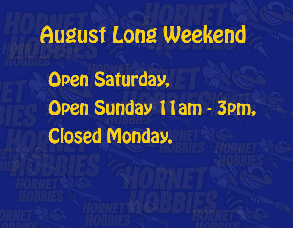 Sunday Summer Hours are in effect so we'll be closing at 3pm each Sunday.