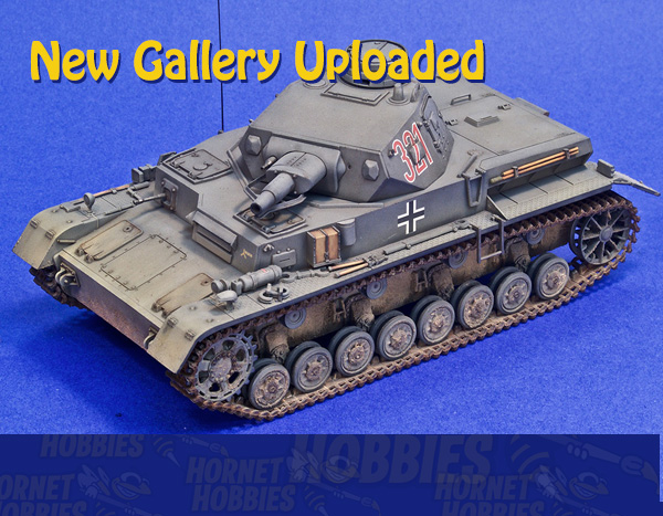 Check out the galleries of your finished models on display at Hornet Hobbies