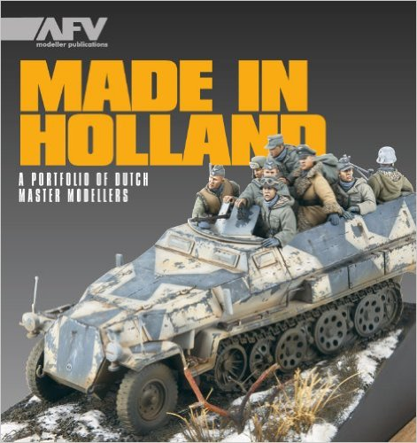 AFV Modeller - Made in Holland